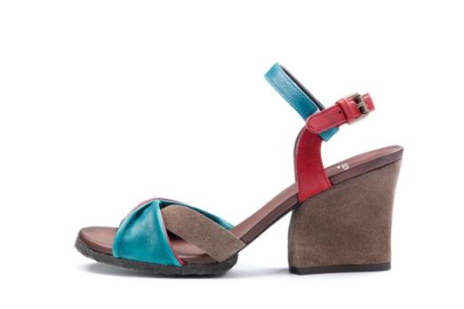 Zapatos de Audley (Elda) perteneciente a su nueva colección de primavera