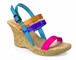 Modelo de la nueva colección de la marca Porronet