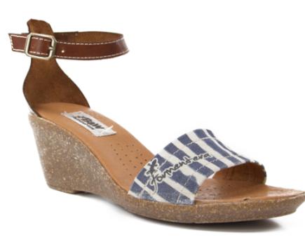 Sandalias de la colección Formentera de Break & Walk