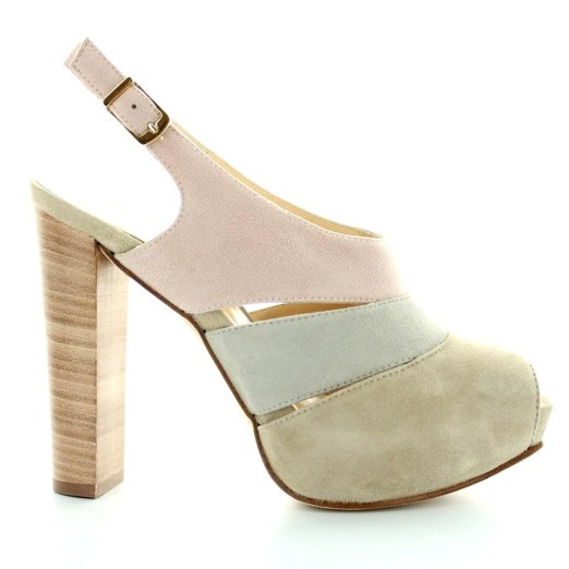 Peep toes de Unisa, quizás lo más bonito de su muestrario