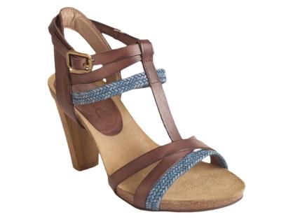 Sandalias de la marca toledana Xataca pertenecientes a su nueva colección