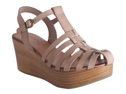 Sandalias romanas de Xataca