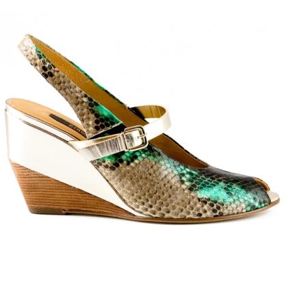 Zinda zapatos nueva colección primavera plataformas