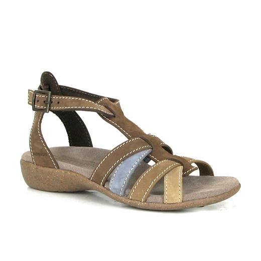 mephisto3 sandalias planas cómodas
