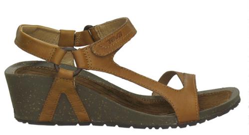 Sandalias de Teva de su nueva colección cómodas