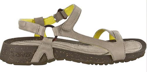 teva sandalias teva viajeros montañeros cómodas viajar