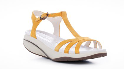 Sandalias de Callaghan, una marca muy cómoda según su eslogan caminar cómodos