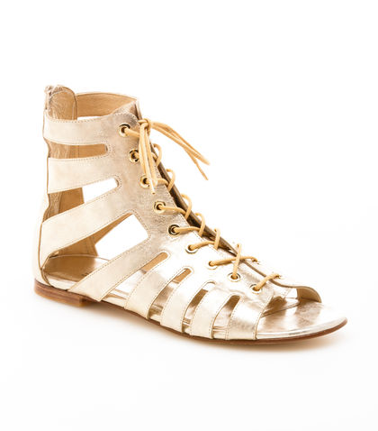 Sandalias gladiadoras de Stuart Weitzman