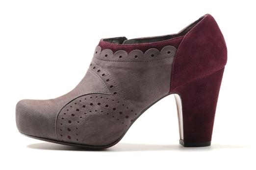 Modelo Inés de Audley Shoes (Elda) procedente de su nueva colección de otoño