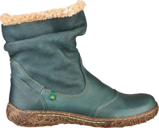 Modelo de bota de la nueva colección otoño/invierno 2013 de El Naturalista