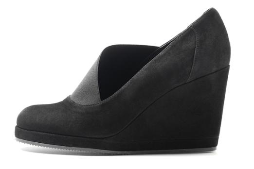 Unos originales zapatos de la nueva colección de Audley shoes (Elda)