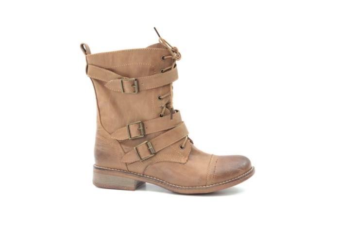 botas de cuero de invierno de marca calzado Elche Drastik