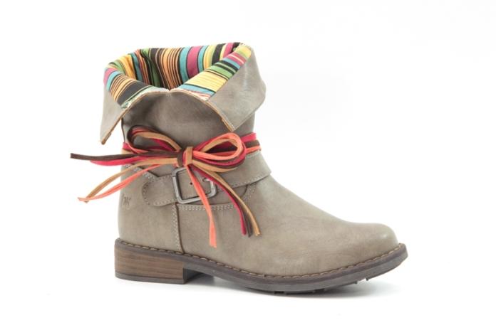 Botines de la marca de calzado de Elche Drastik