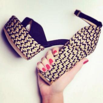 primavera/verano de la firma de calzado Paloma Barceó