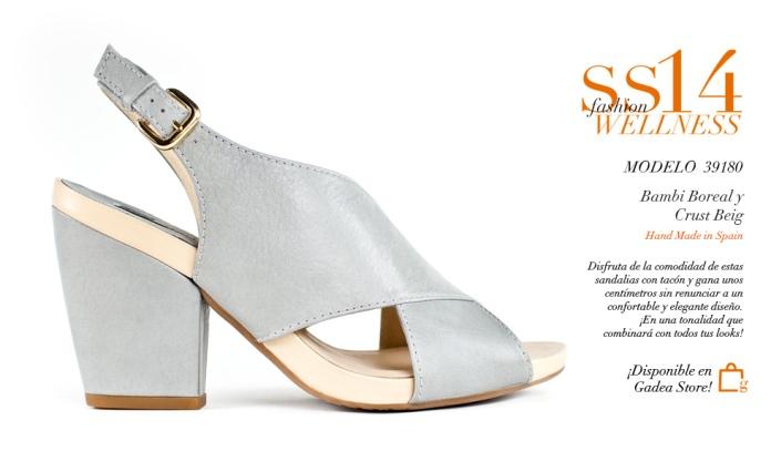 Diseño innovador y cómodo de Gadea Wellness Shoes