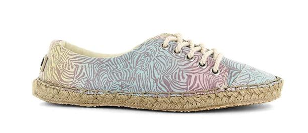 Alpargata de la marca de zapatos Coolway con suela de yute