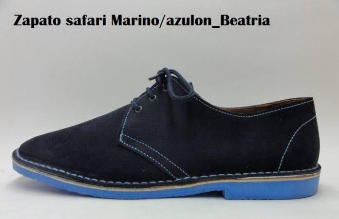 Zapatos de safari de Beatria para señora
