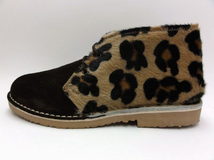 Zapatos con animal print de Beatria