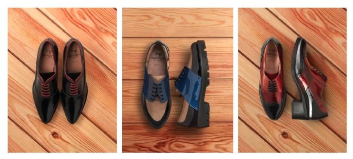 Zapatos de estilo masculino de Wonders