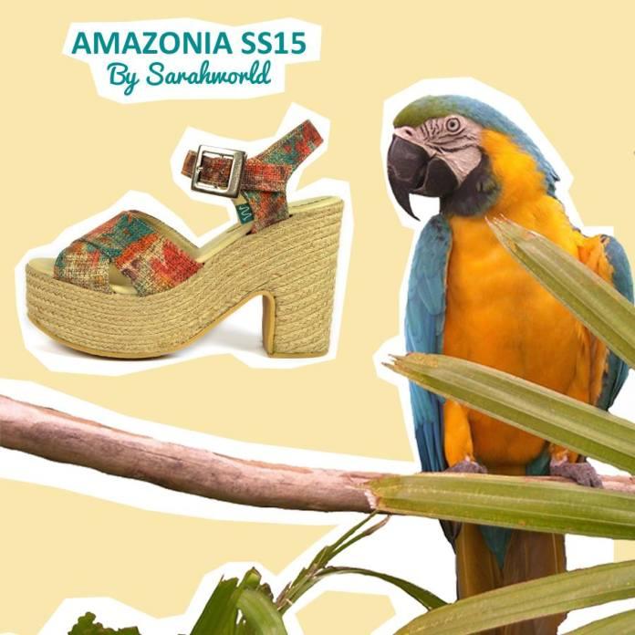 ueva colección de sarahworld zapatos para esta primavera