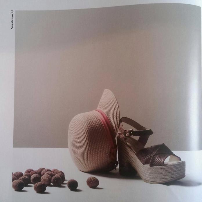 Nueva colección de la marca de zapatos Sarahworld