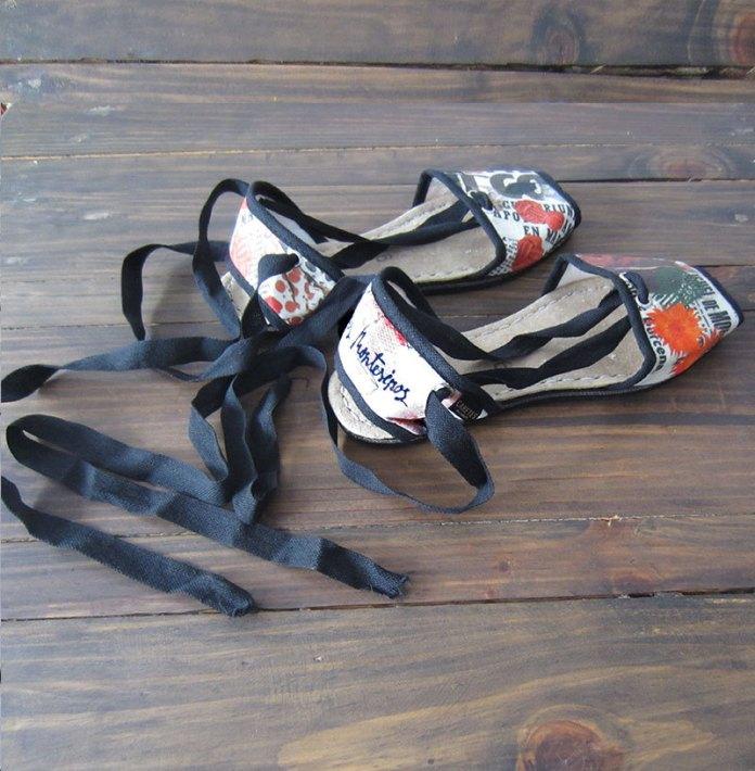 Caretes VLC SHOES, calzado cómodo y original para este verano diseñadas por Francis Montesinos