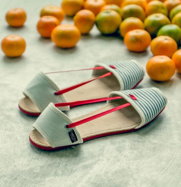 Caretes VLC SHOES, calzado cómodo y original para este verano