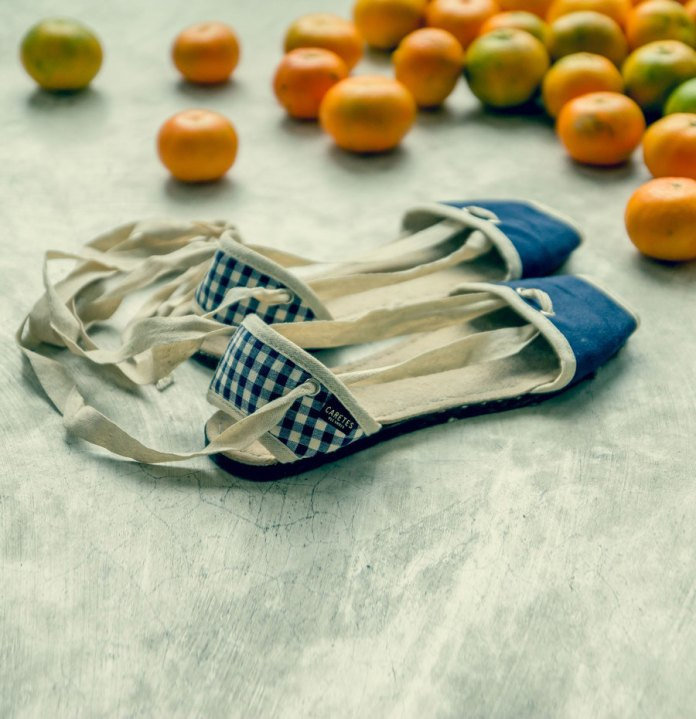 Caretes VLC SHOES, calzado cómodo y original para este verano. Para colmo, artesanales