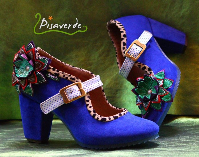 zapatos pisaverde originales mujer