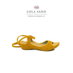 Zapatos de la colección de verano de Vialis