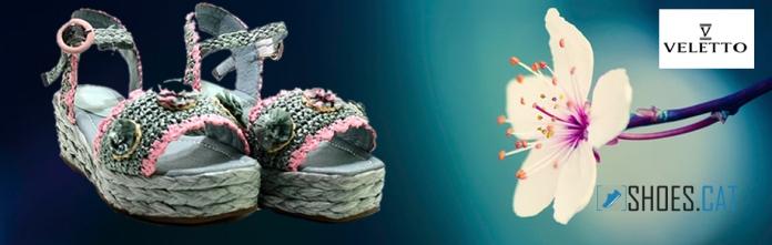 Alpargatas originales y artesanales de la marca de Mallorca Veletto